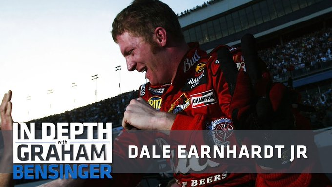 "October 10:Happy 45th birthday to professional stock car racing driver,Dale Earnhardt Jr.(""Pied Piper of Daytona\"")"