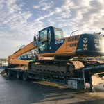 Image for the Tweet beginning: The JCB JS220 Long Arm