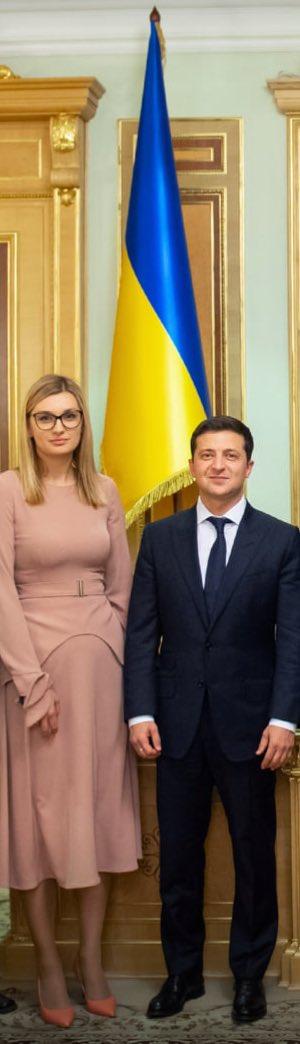 Зеленский вручил удостоверения новым членам ЦИК - Цензор.НЕТ 3464
