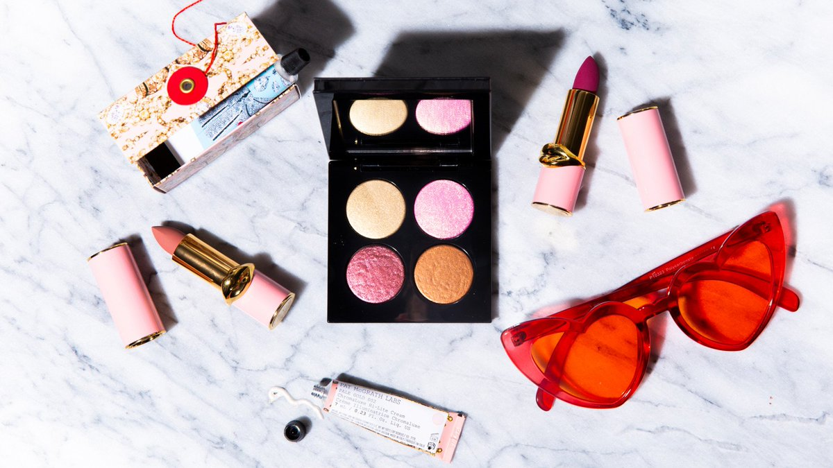 Here's a peek at @patmcgrathreal 2019 #Holiday #Beauty collection CLICK:  #beautyblog #makeup #maquillage #holidaybeauty #pathmcgrath #ObsessiveOpulenceCollection