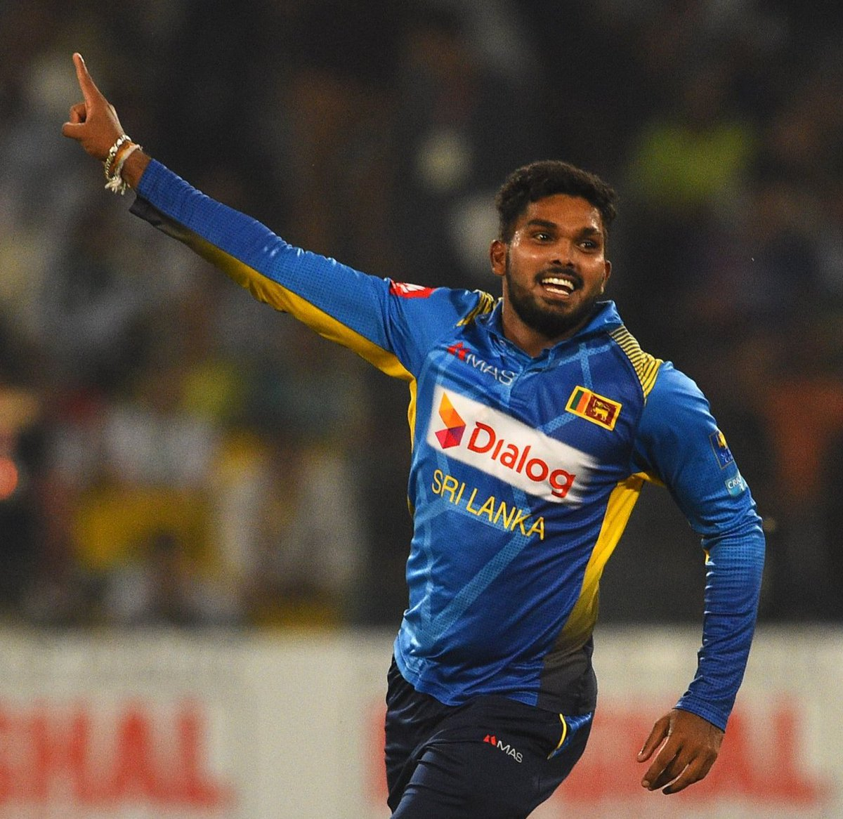 Spinner Wanidu Hasaranga, pacer Dushmantha Chameera, and all-rounder Tim David also join RCB for IPL 2021