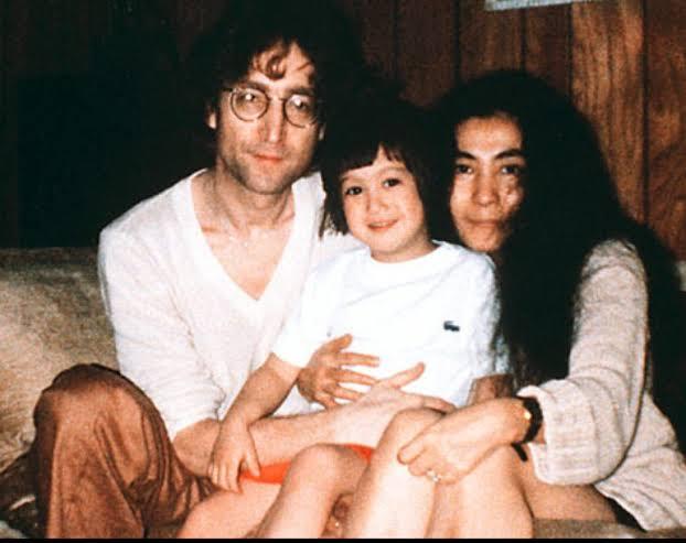 Happy Birthday John & Sean Lennon.   .