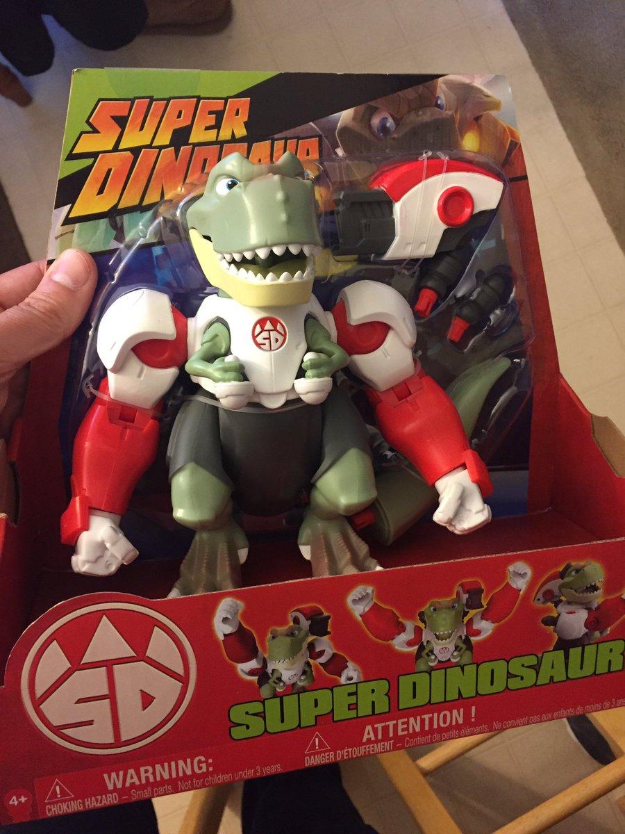 Yep. Toys... #superdinosaur <br>http://pic.twitter.com/kPP00tXl1j