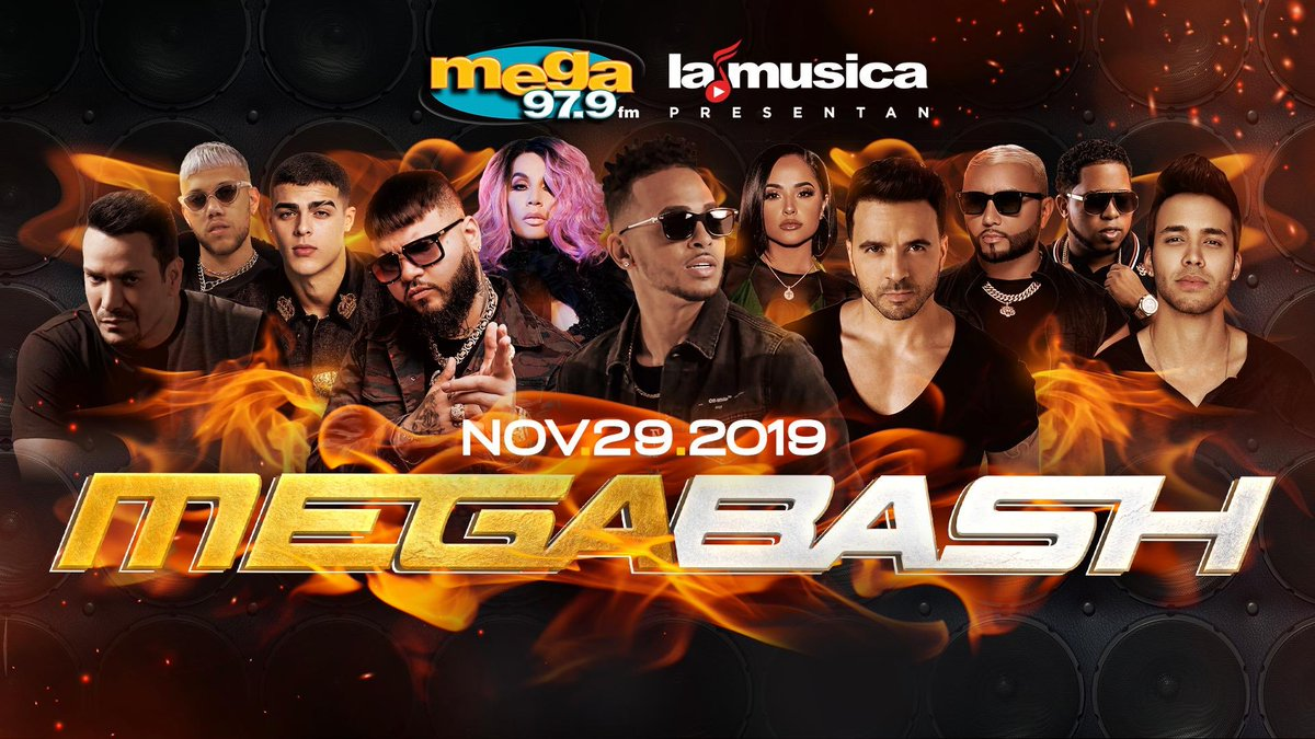 ON SALE NOW! #MegaBash2019 at #PruCenter ! 🎟