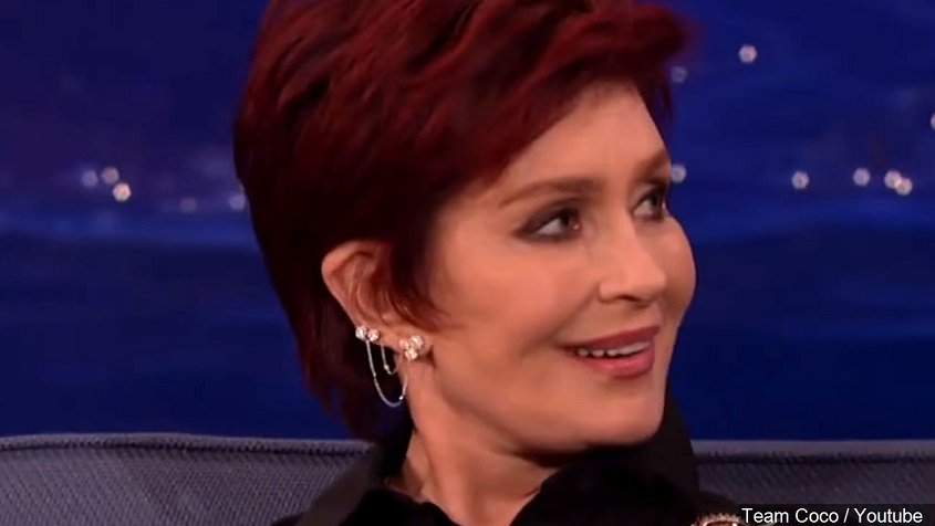 Happy birthday to Sharon Osbourne of The Talk, which is on WDBJ7 at 2:00 this afternoon!