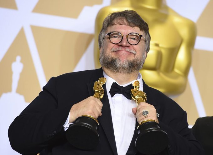 Happy Birthday to the spooky man himself, Oscar winning director, Guillermo Del Toro!!