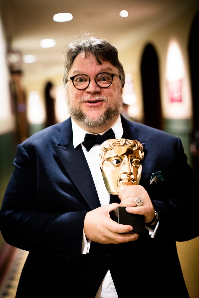 Happy Birthday to two time BAFTA winner Guillermo del Toro