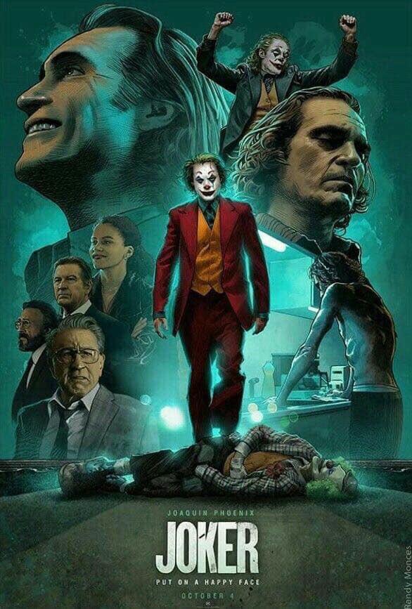 Joker Movie On Twitter A Full Throttle Raw Performance
