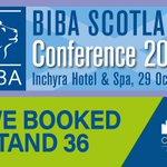 Image for the Tweet beginning: Three weeks #COUNTDOWN until #BIBAScotland.