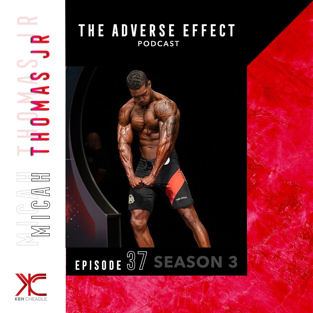 In this episode, Micah Thomas Jr. shares how he developed the mindset that allowed him to chase down any dream #AfricanAmerican #BlackExcellence #BodyBuilder #MechanicalEngineer #Athlete #FitLife #TheAdverseEffect #KenCheadle #AdversityExpert #AdversitySurvivor #AdversityAdvocatepic.twitter.com/JcSwWEBCiw
