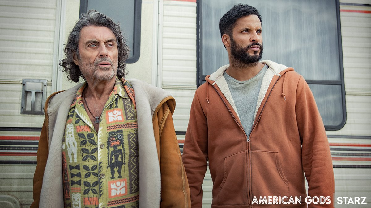 Pack your bags, were going to Lakeside. Season 3 of #AmericanGods is officially in production!