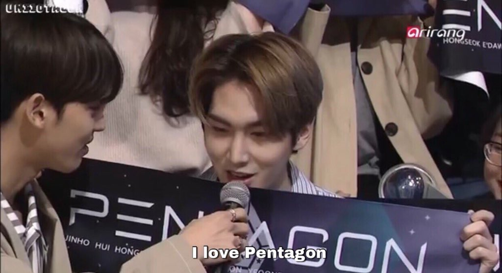 RT @kinosiology: No words but is this me for the whole 3years #우주의자랑_펜타곤_3주년축하해  happy 3!! @CUBE_PTG https://t.co/fPlY2H3tdH