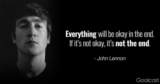 Happy Birthday, John Lennon.
