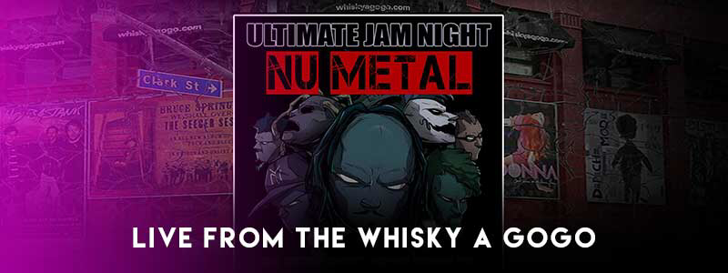 CHECK OUT TODAYS LIVE STREAM HERE - NU METAL! featuring songs by KORN, SLIPKNOT, DISTURBED, STATIC X, RAGE AGAINST THE MACHINE and more... https://t.co/WevxAIycJu #livebroadcast #ultimatejamnight #whiskyagogo #hollywood #korn #slipnot #disturbed https://t.co/8BjBw2n85P