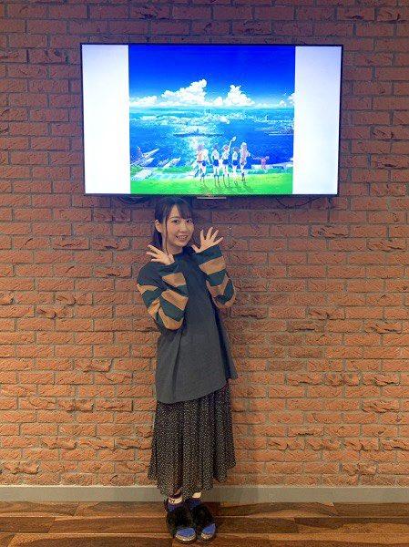 #はいふり WEB特番に #夏川椎菜 が出演させていただきました!ご覧いただいた皆様ありがとうございました! そして!#TrySail が「劇場版 ハイスクール・フリート」の主題歌アーティストに決定!TVシリーズに引き続き担当させていただきます✨ 2020年1月18日全国ロードショーです!どうぞお楽しみに!