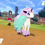 UPDATE: The Pokémon Company heeft een officiële trailer en meer informatie gepubliceerd over Galarian Ponyta.  https://t.co/klaunbdomA