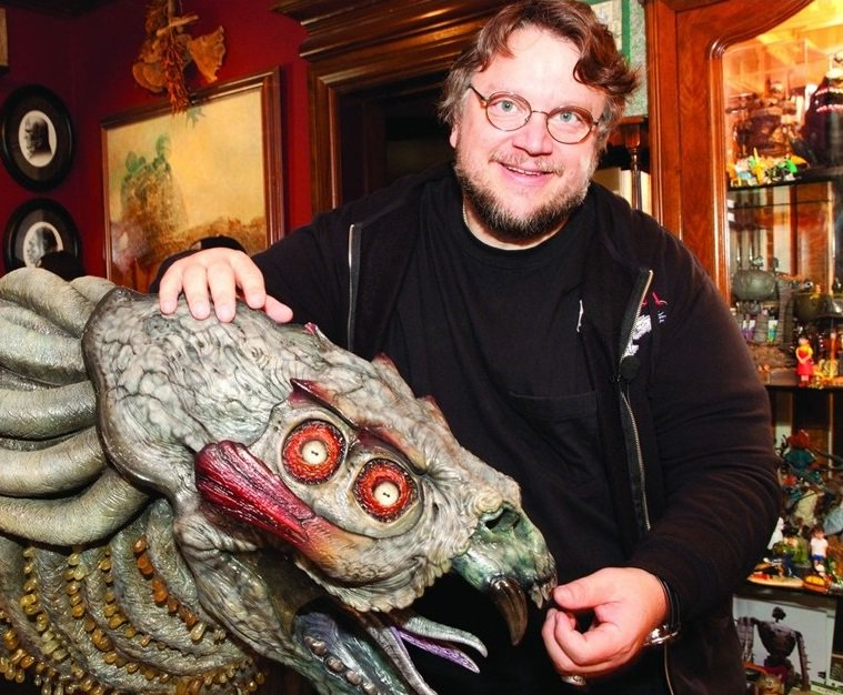Happy birthday GUILLERMO DEL TORO!