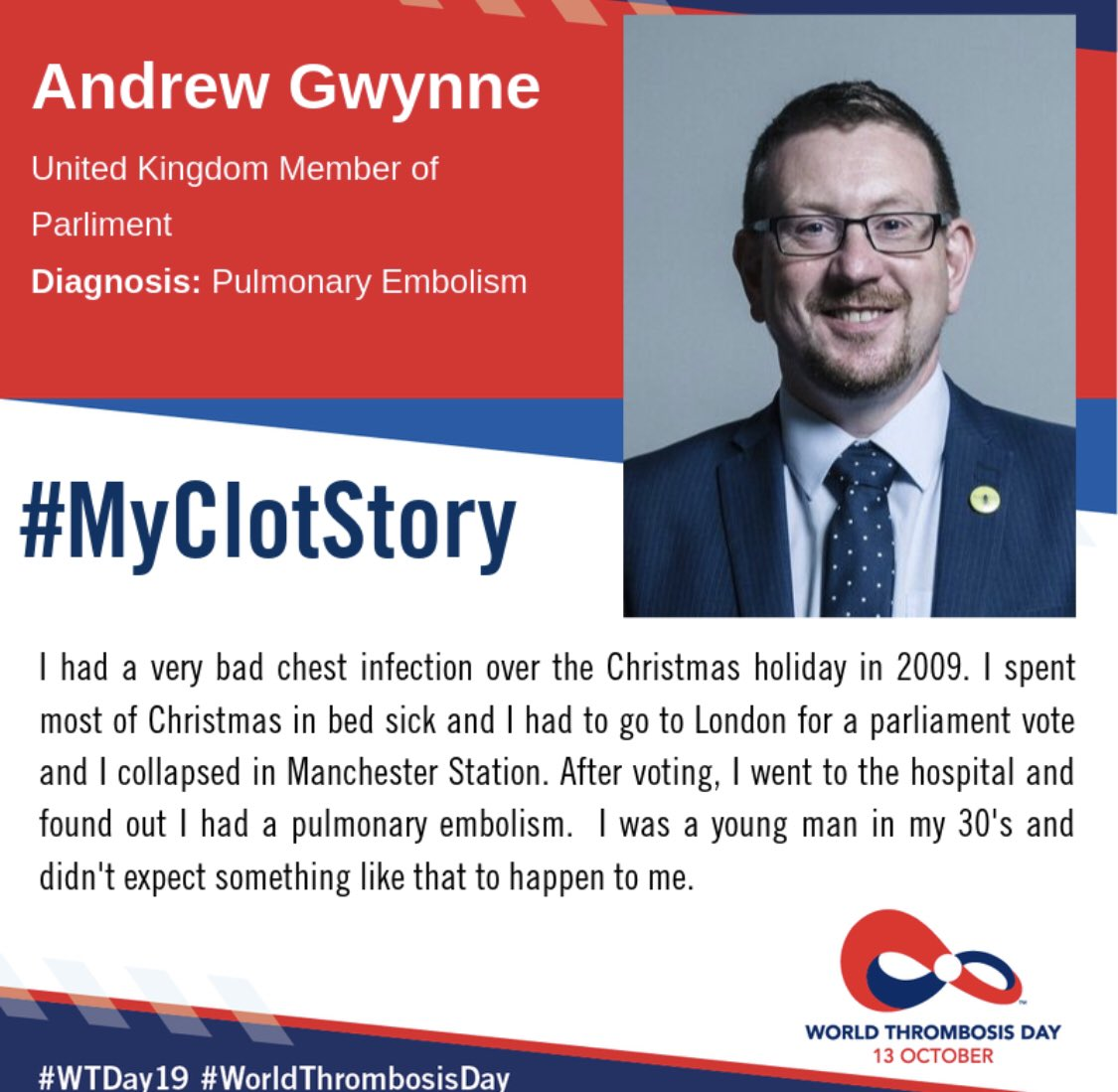 @GwynneMP's photo on #ClotChat