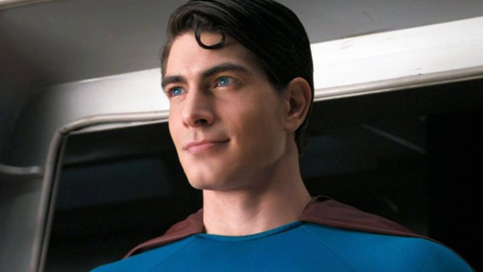 Happy birthday to Brandon Routh... who was actually a pretty damn good Superman and is great as The Atom