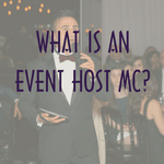 Image for the Tweet beginning: What is an Event Host MC?