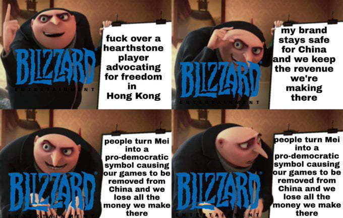 @Hi3cchi's photo on #Blizzardboycott