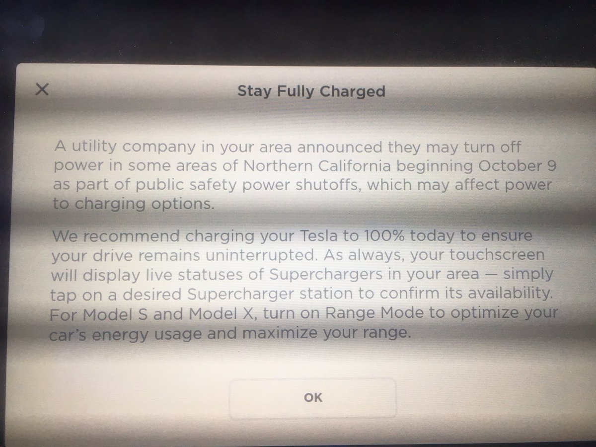 California's Power Outage Demonstrates the Biggest Flaw With Tesla's Plan to Sell Everyone an Electric Car