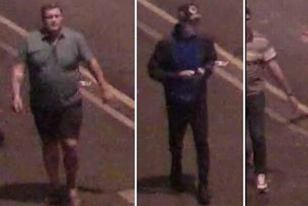 Do you recognise these men? They may have info about an assault that happened at about 8.15pm on Sat 21 Sep outside the Winslow pub in #Everton, at the junction of Eton St and Goodison Rd. if you know them, DM @MerPolCC / call @CrimestoppersUK 0800 555 111 crowd.in/qedpjk
