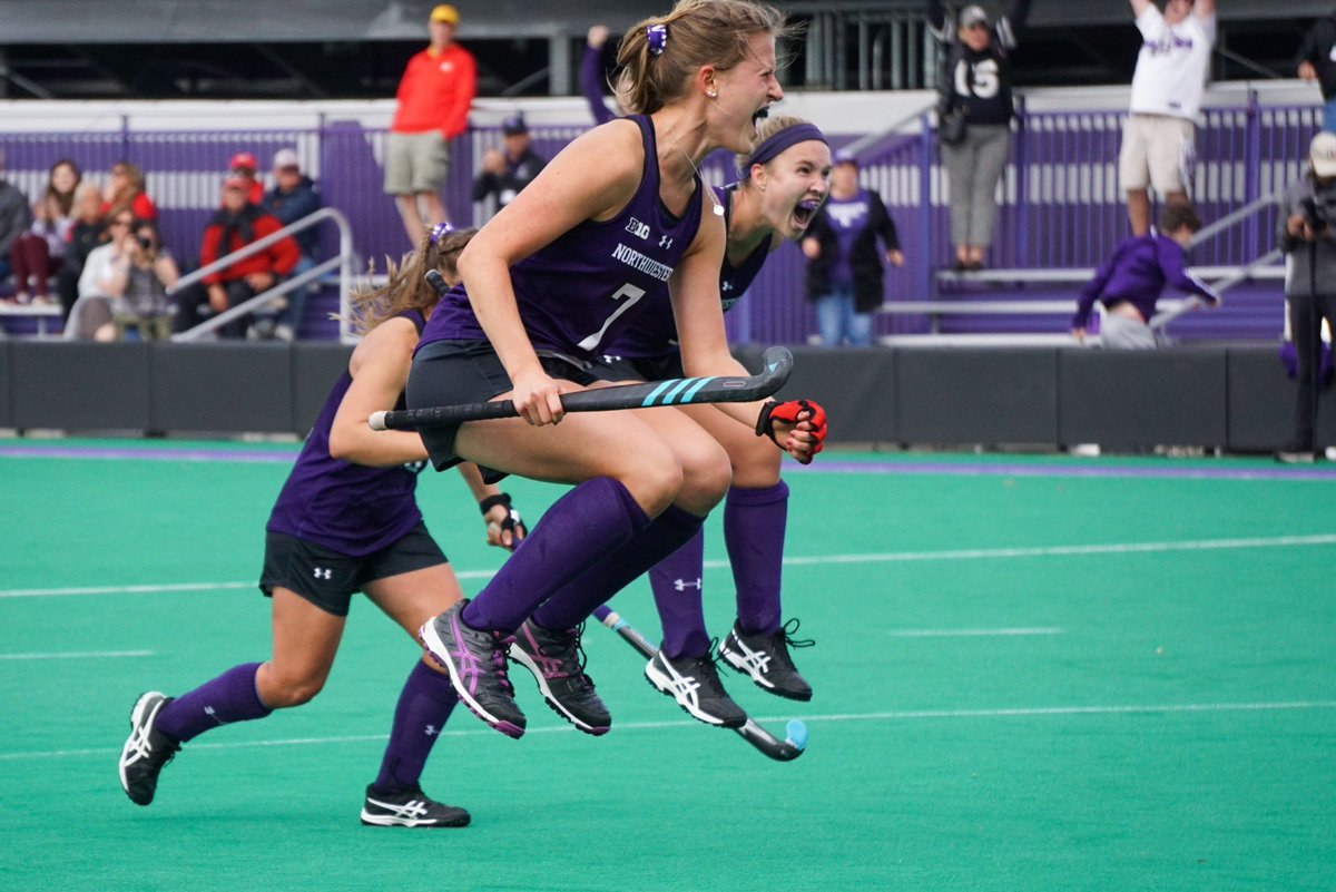 #FridayFeeling because the Cats are back in action tonight at Penn State! 😺🏑 #B1GCats x #GoCats