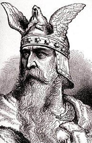 Leif Erikson is credited with discovering the L'Anse aux Meadows region, now in Canada (though Bjarni Herjolfsson may have first accidentally landed there, during journey to Greenland). They are some of the first Europeans to reach North America.