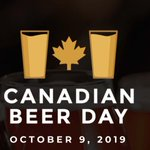 What are you doing to celebrate #CdnBeerDay today? https://t.co/ZLTmaRO4Kz