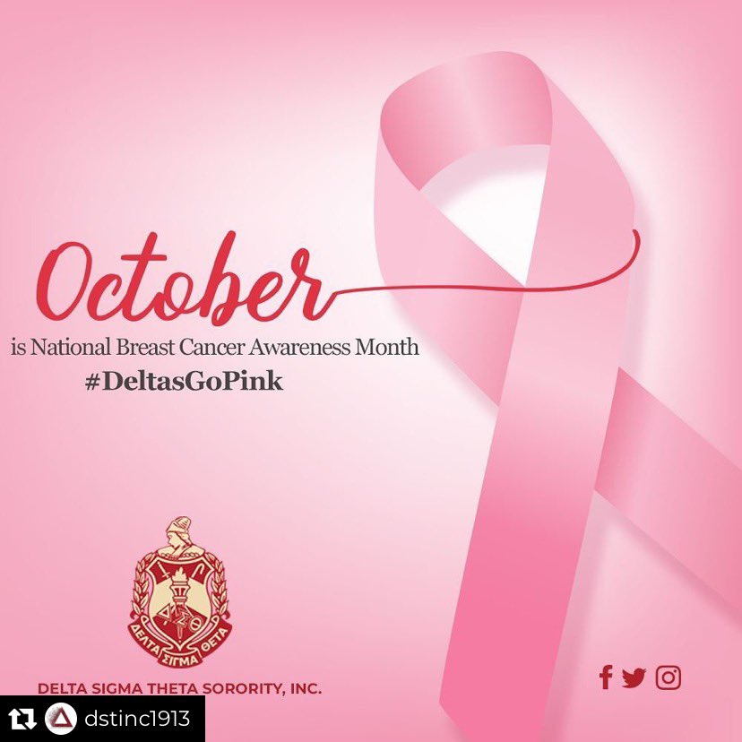 We know that many Deltas are survivors. Share a picture and story of triumph below to provide hope and show why #DeltasGoPink in October. #DST1913 #ServiceInOurHeart <br>http://pic.twitter.com/EPJMTinwD6