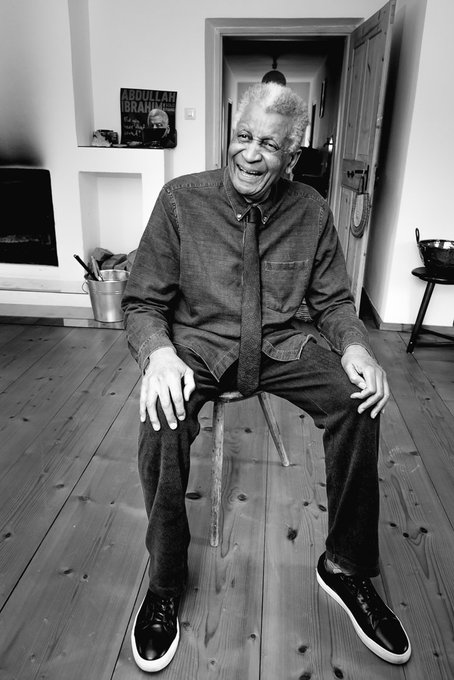 Happy Birthday to Abdullah Ibrahim, 85 today!!