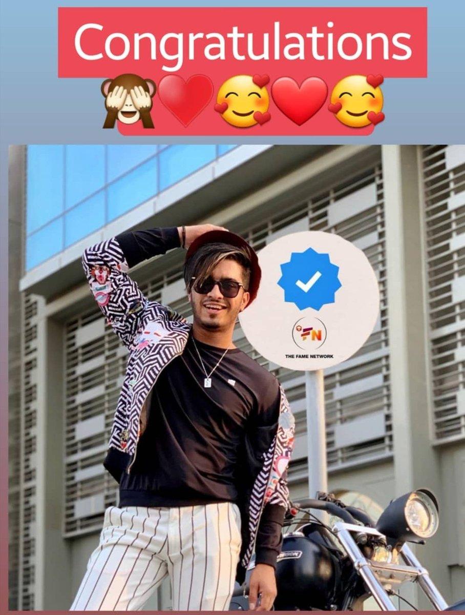 Congratulations faiz Finally Verified on Instagram  Many More To Come.. @faizbaloch_07 #faizfa #faisu #faisu07 #faisusquad #faisusquad#team07 #team07lovers @Adnaan__07dz @mr_faisu_07 @Memonshifu_07pic.twitter.com/1Yc9SXyQt4
