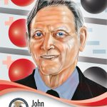 Image for the Tweet beginning: Congratulations to inventor John Goodenough