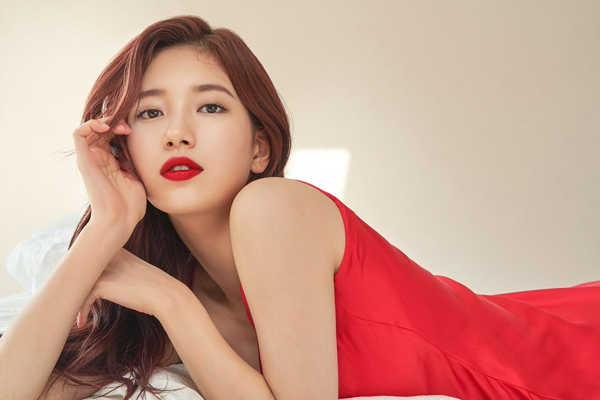 RT @SuzyHome: #HappySuzyDay Suzy X Lancome X Marie Claire Korea By choiyongbin Part.4 #FirstLoveSuzyDay #수지 #Suzy https://t.co/pvb5b7X0yQ
