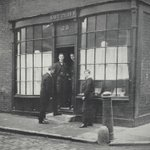 Image for the Tweet beginning: 'Suts', the school shop, just