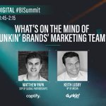 The challenge of personalization when the world is your consumer. Media veteran, Keith Lusby, speaks to @Captify about the strategy behind modernizing @dunkindonuts, while embracing its strong heritage. Register now > https://t.co/Cumpgg9Xwa @BrandInnovators #BISummit  @klus5