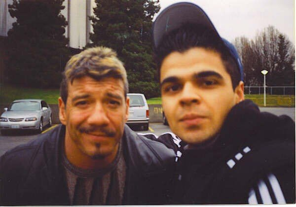 "Happy Birthday, Eddie Guerrero! 🙏🏽(""What's in here ❤️, which counts."")"