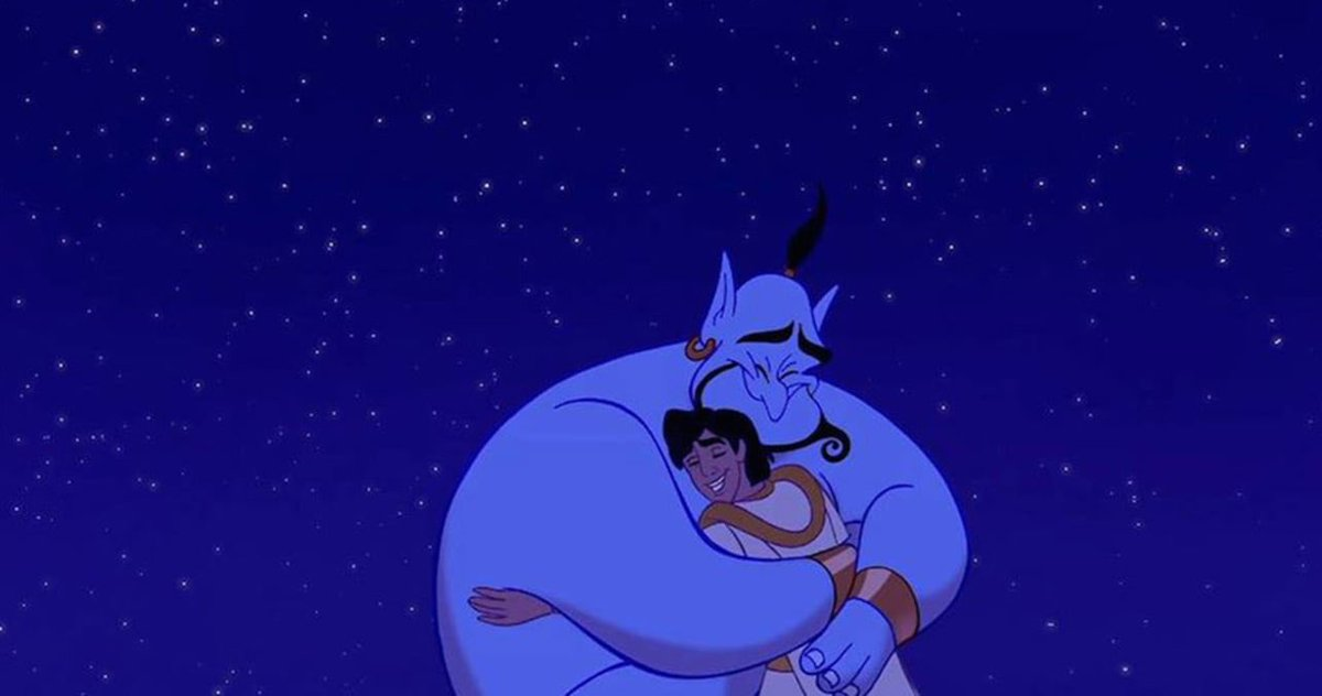 """""""Like so many things, it is not what is outside, but what is inside that counts."""" #Aladdin #WednesdayWisdom<br>http://pic.twitter.com/AXGN7wbBgN"""