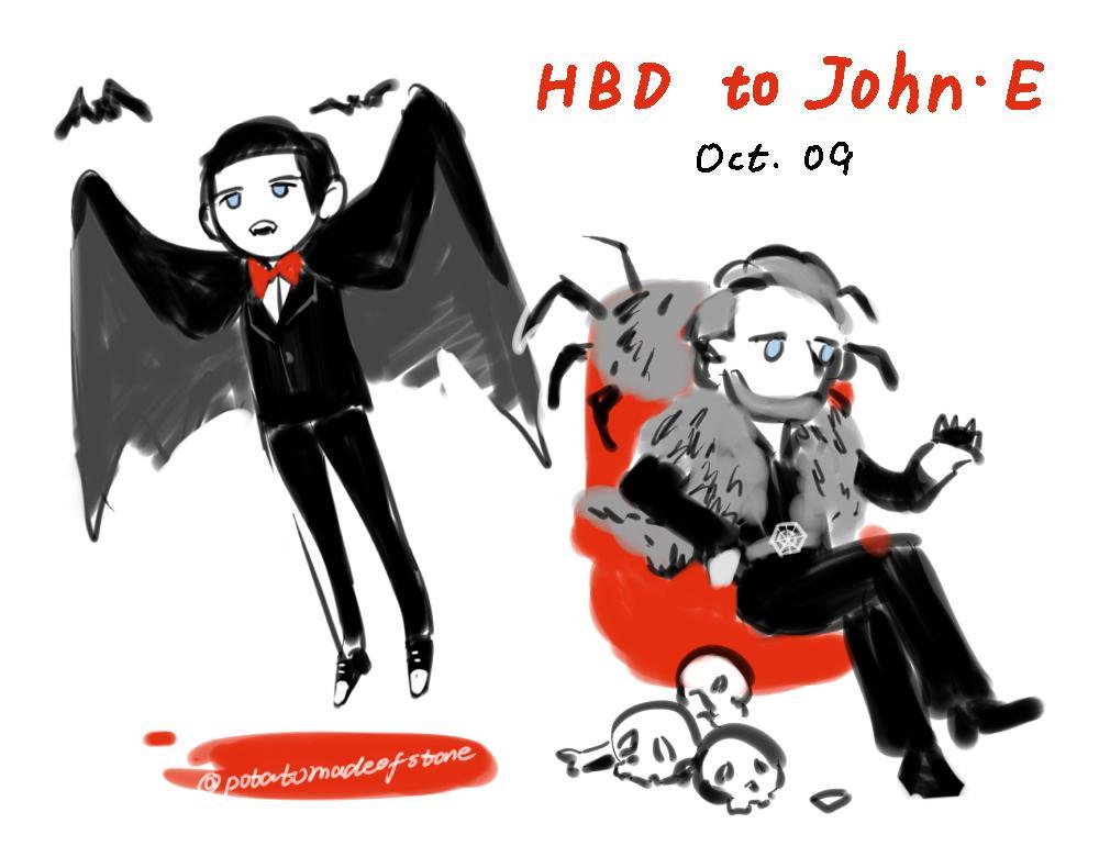 Happy Birthday to John Entwistle!