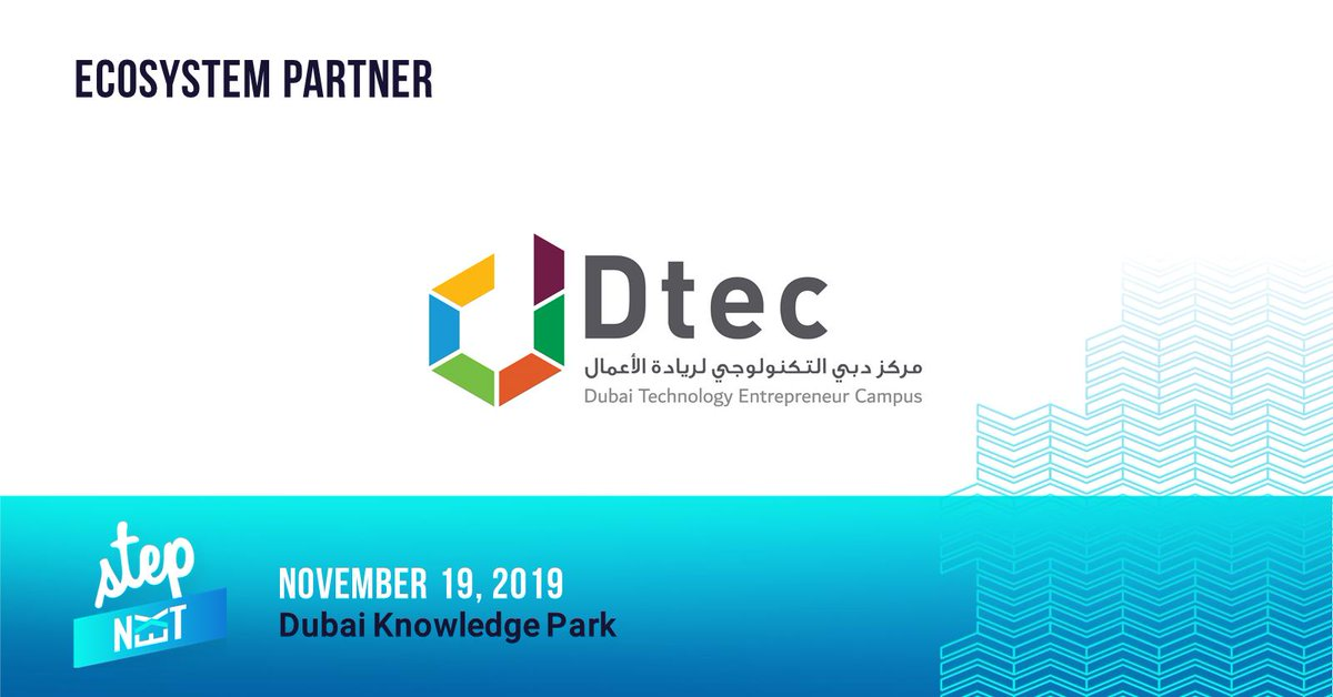 Proud to have these #EcosystemPartners on board!  @Dtec_dso @launchdxb  @MunfaridConsult @SqrCircleTech https://t.co/eCgvmrD0zw