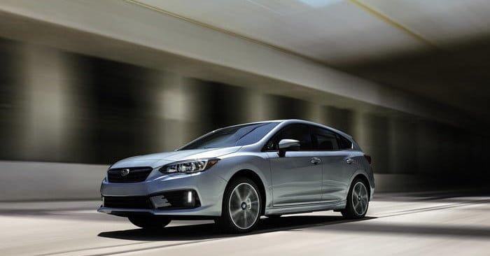 #Subaru Impreza 2020 da un salto en tecnología por (casi) el mismo precio