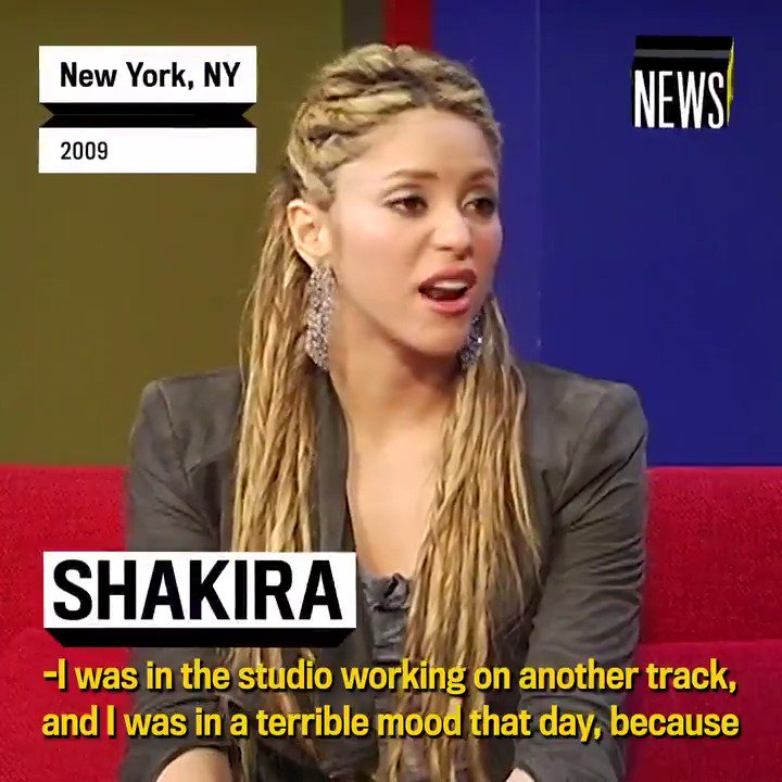 .@shakira unleashed her inner #SheWolf on the world when she dropped the animalistic anthem 11 years ago today. In 2019, she talked to us about how the song came together, and channeling our primal aspects https://t.co/roryvsBVg9