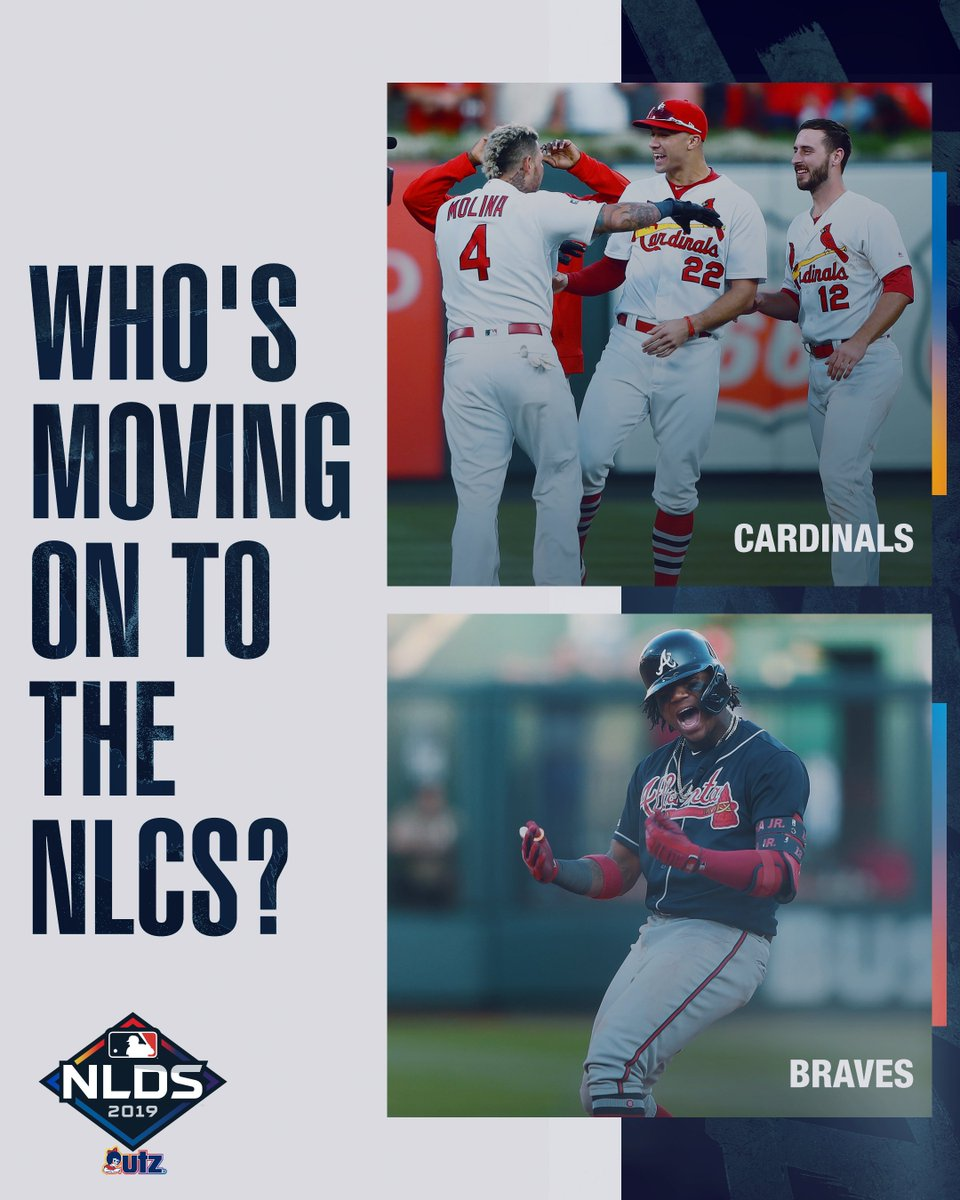 1 game for all the marbles. This is what we live for. #NLDS