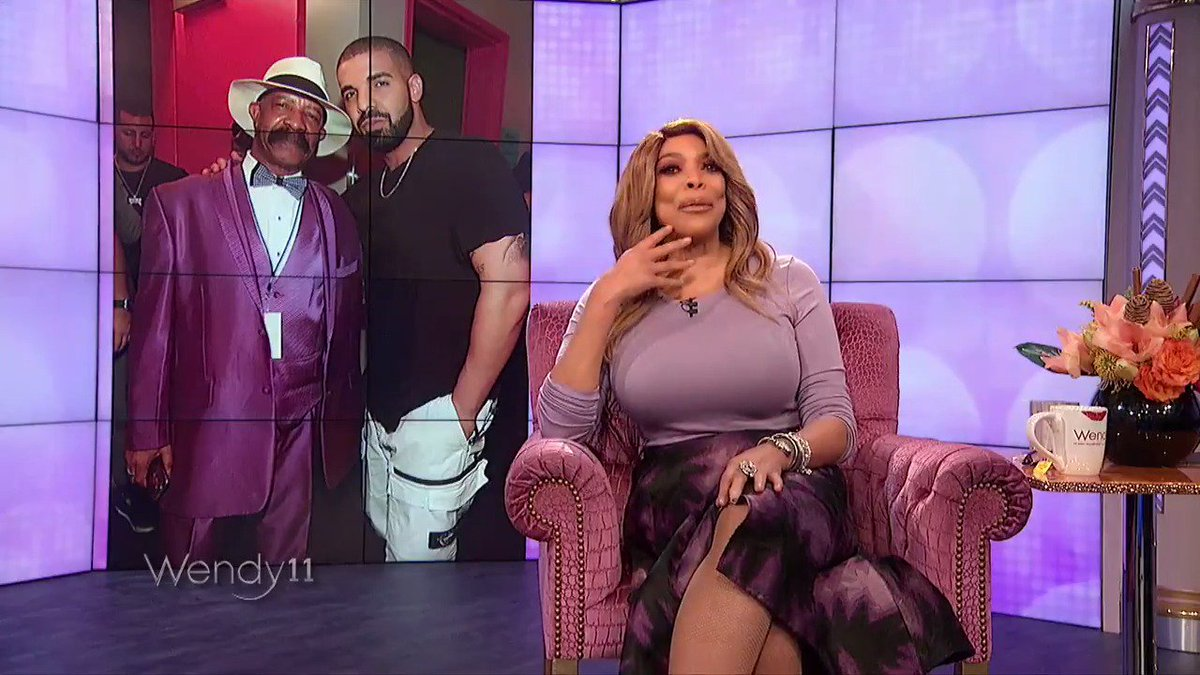 Drake has said that his father Dennis was an absentee father who left him and his mother alone. Dennis went on the Nick Canon Radio Show and said Drake only says that to sell records.