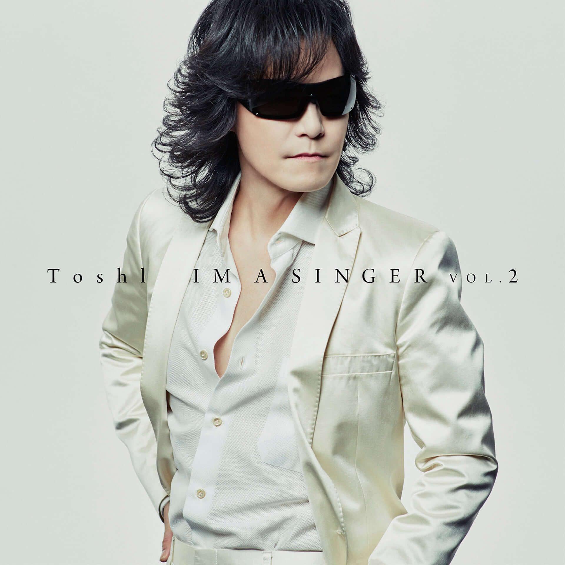 ToshI I'm a singer vol. 2