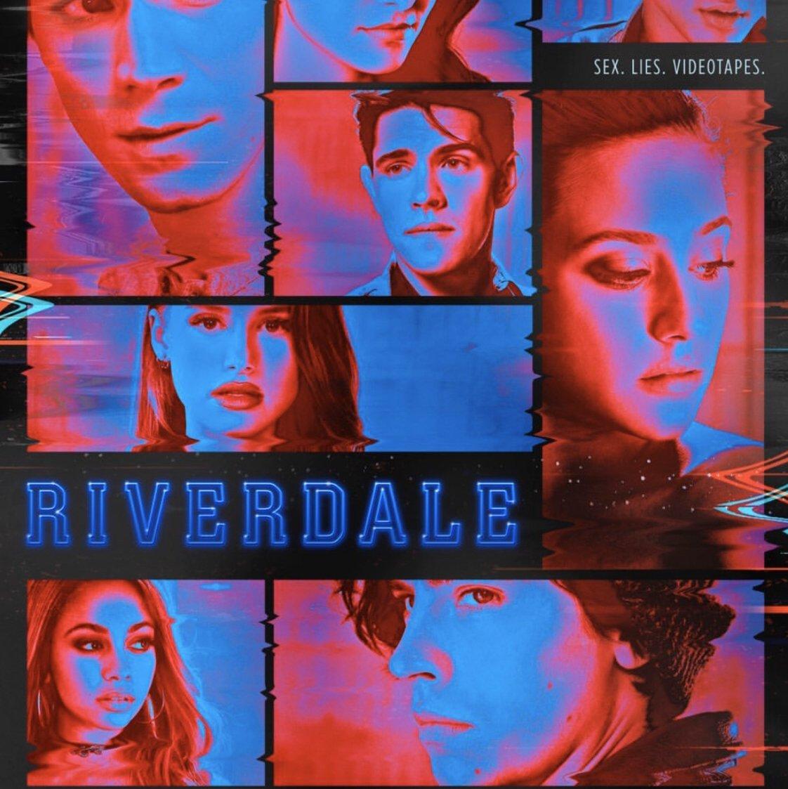 #riverdale season premier tonight..