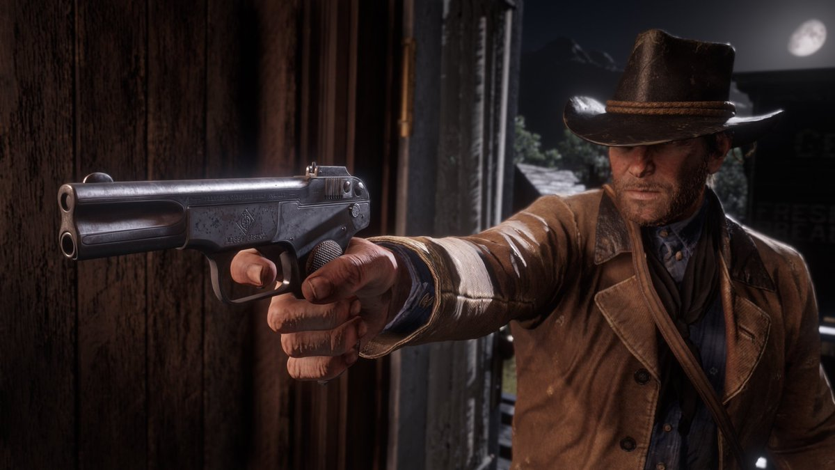 Red Dead Redemption 2 PC Arriving In November 2019