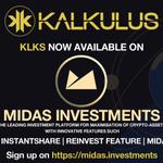 Image for the Tweet beginning: Buy $KLKS directly through