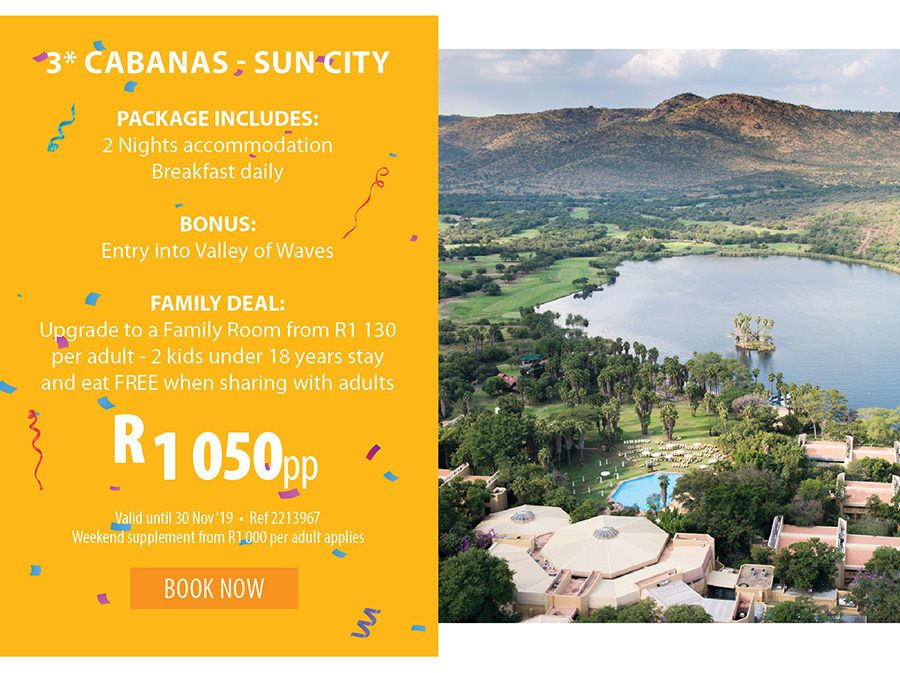 Incase you get curved that #CapitecTakeMeToo how about we take you to @SunCityResortSA 🏝 with this 2 nights stay for 2 at the Cabanas hotel?🤗 RT, Like & Follow us to stand a chance to win. You could be the lucky winner on your way to the kingdom of pleasure #LiveBetterBenefits
